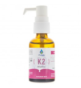Avitale Witamina K2 20 µg w kroplach - 30 ml