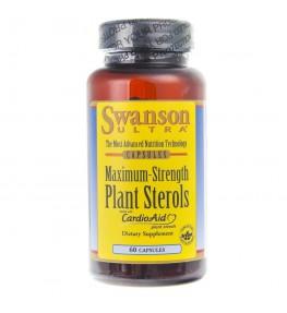 Swanson Maxium Strength Plant Sterols CardioAid - 60 kapsułek