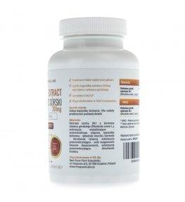 Progress Labs Różeniec Górski 200 mg Ekstrakt 20:1 - 120 kapsułek