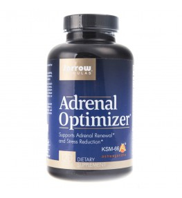 Jarrow Formulas Adrenal Optimizer - 120 tabletek