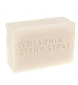 Delikatne mydło z lanoliną Miś 110 g - Cztery Szpaki