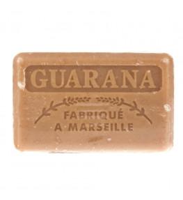 Mydło marsylskie Guarana z masłem shea 125 g - Foufour