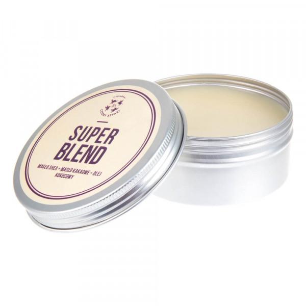 Masło do ciała Super Blend - Cztery Szpaki