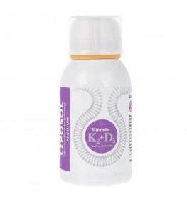 Liposol Vitamin K2 + D3 (liposomalne witaminy D i K) - 100 ml