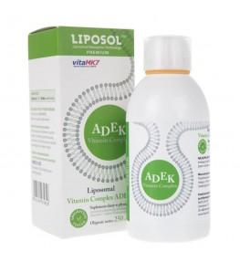 Liposol Vitamin Complex ADEK (kompleks witamin) - 250 ml