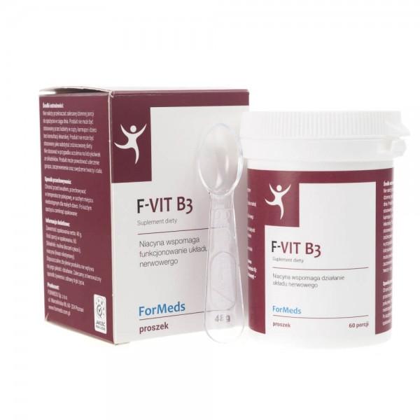 Formeds F-VIT B3 (Niacyna w proszku) - 48 g