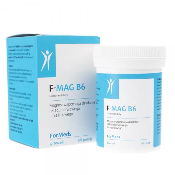 Formeds F-MAG B6 (magnez w proszku) - 48 g