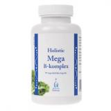 Holistic Mega B-komplex (Kompleks witamin z grupy B) - 90 kapsułek