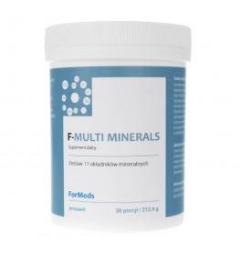 Formeds F-VIT Multi Minerals (minerały w proszku) - 212,4 g
