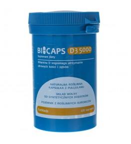 Formeds BICAPS Witamina D3 5000 - 120 kapsułek