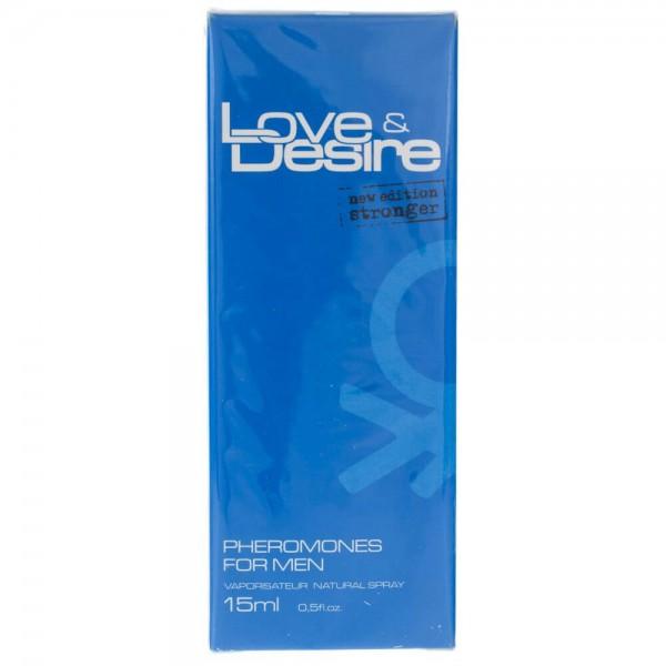 SHS Love & Desire feromony dla mężczyzn - 100 ml