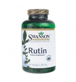 Swanson Rutyna 250 mg - 250 kapsułek