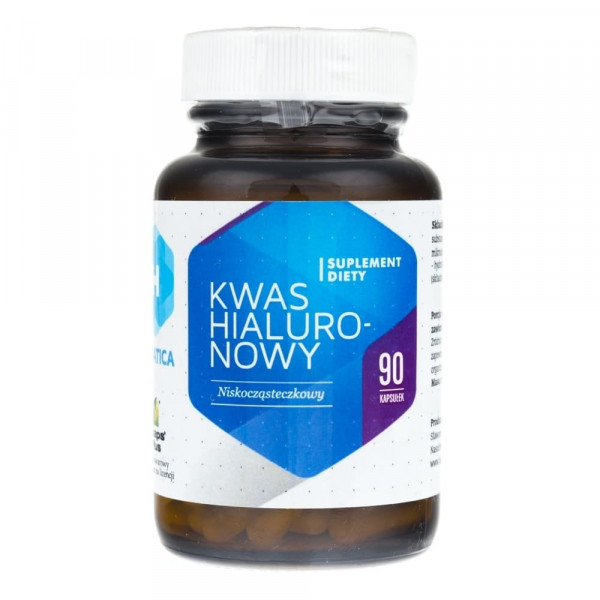 Hepatica Kwas hialuronowy - 90 kapsułek