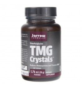 Jarrow Formulas TMG Crystals 650 mg - 50 g