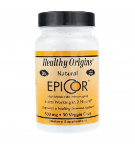 Healthy Origins EpiCor 500 mg - 30 kapsułek