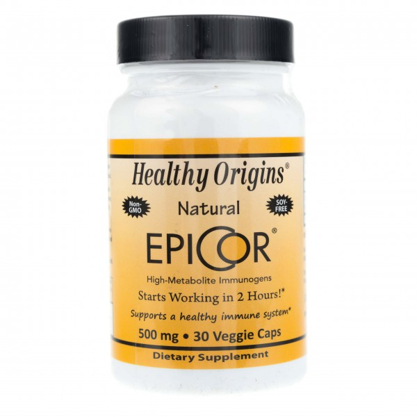 Healthy Origins EpiCor 500 mg - 30 kapsułek