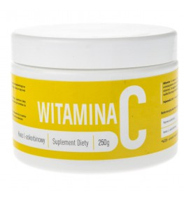 MedFuture Witamina C 1000 mg proszek - 250 g