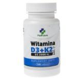 MedFuture Witamina D3 + K2 - 120 tabletek