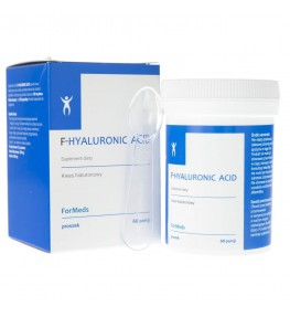 Formeds F-Hyaluronic Acid (kwas hialuronowy) - 42 g