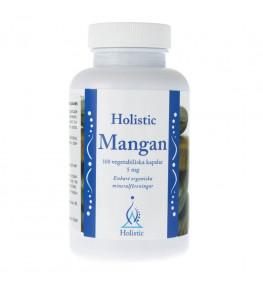 Holistic Mangan 5 mg - 100 kapsułek