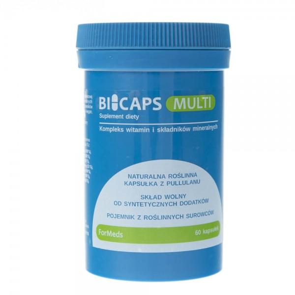 Formeds Bicaps Multi - 60 kapsułek