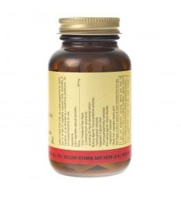 Solgar Krzem oceaniczny 25 mg - 50 kapsułek