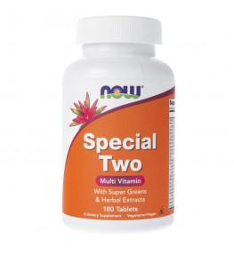 Now Foods Special Two (Multiwitamina) - 180 tabletek