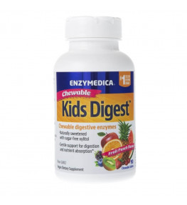 Enzymedica Kids Digest - 90 tabletek