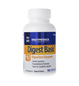 Enzymedica Digest Basic (Enzymy Trawienne) - 90 kapsułek