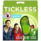 Tickless Human odstraszacz kleszczy - Zielony