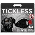 Tickless Pet odstraszacz kleszczy dla psów - Czarny