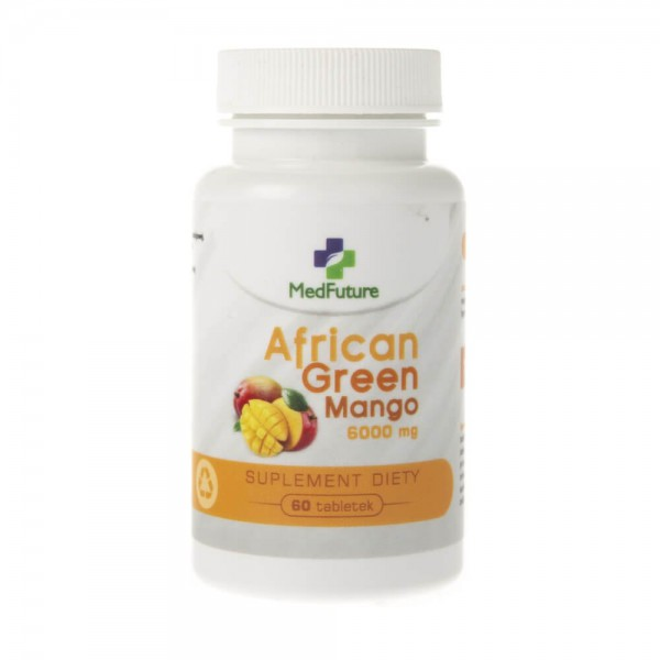 MedFuture African Green Mango - 60 tabletek