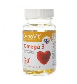 OstroVit Omega 3 - 30 kapsułek