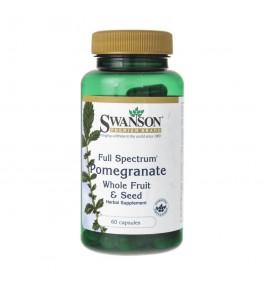 Swanson Pomegranate (Granat) 500 mg - 60 kapsułek