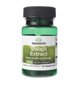 Swanson Shilajit Extract 100 mg - 30 kapsułek