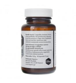 Hepatica Shilajit - 60 kapsułek