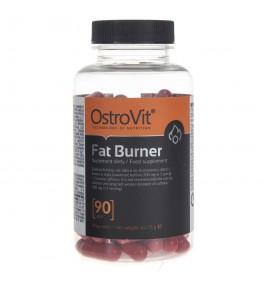 OstroVit Fat Burner (spalacz tłuszczu) - 90 kapsułek