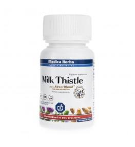 Medica Herbs Milk Thistle (Ostropest Plamisty) 600 mg - 60 kapsułek