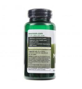 Swanson Reishi Mushroom (Grzyb) 600 mg - 600 mg