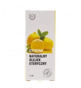 Naturalne Aromaty olejek eteryczny naturalny Cytryna - 12 ml