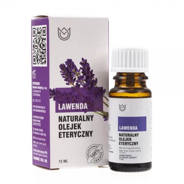 Naturalne Aromaty olejek eteryczny naturalny Lawenda - 12 ml