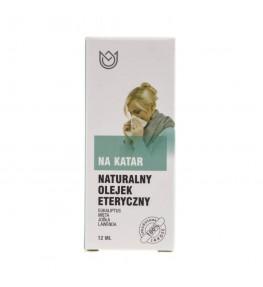 Naturalne Aromaty olejek eteryczny naturalny Na Katar - 12 ml