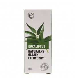Naturalne Aromaty olejek eteryczny naturalny Eukaliptus - 12 ml