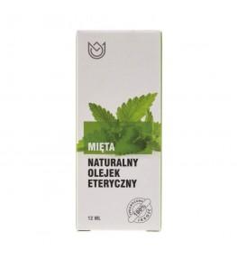 Naturalne Aromaty olejek eteryczny naturalny Mięta - 12 ml
