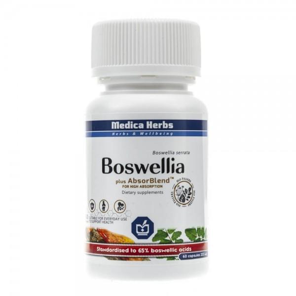 Medica Herbs Boswellia ekstrakt - 60 kapsułek