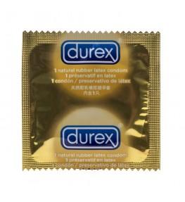 Durex prezerwatywa Select o smaku bananowym - 1 sztuka