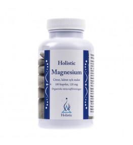 Holistic Magnesium (Magnez) 120 mg - 100 kapsułek