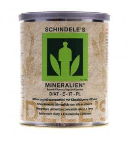 Minerały Schindele's - 500 kapsułek