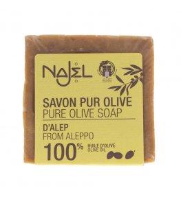 Najel Mydło Aleppo oliwkowe 100% - 170 g