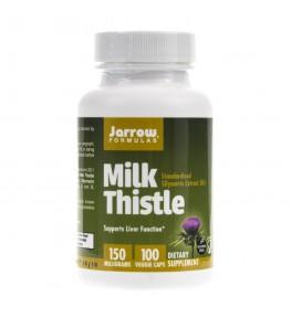 Jarrow Formulas Ostropest Plamisty (Milk Thistle) 150 mg - 100 kapsułek